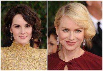Fotos/ Reprodução: Chanel Beauté at the 70 th Annual Golden Globe Awards - Jan/ 2013